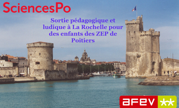 Visuel du projet Escapade à La Rochelle