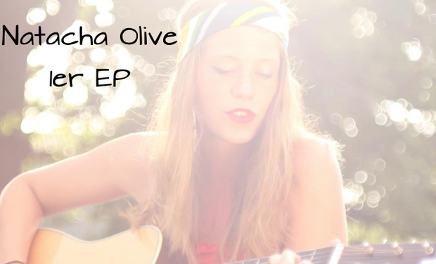 Visuel du projet Natacha Olive - 1er EP