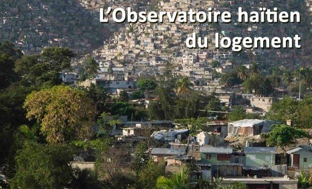 Project visual Observatoire du logement en Haïti