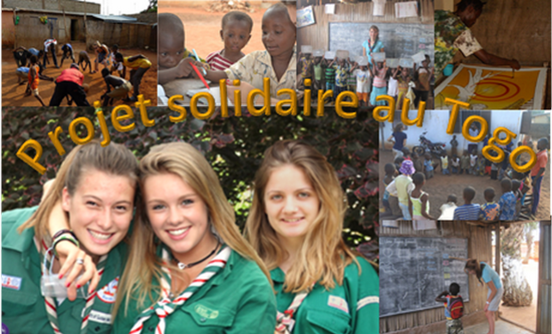 Project visual Projet Solidaire au Togo