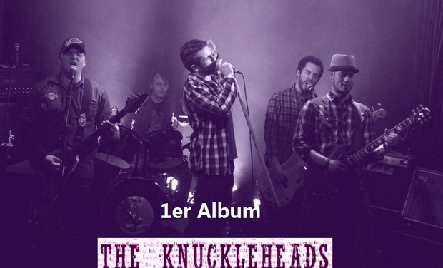 Project visual The Knuckleheads : 1er album