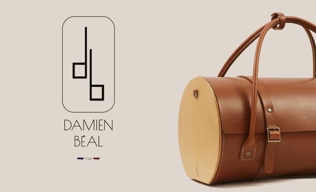 Visueel van project Les sacs en bois et cuir Damien Béal