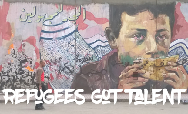 Visuel du projet Refugees got talent