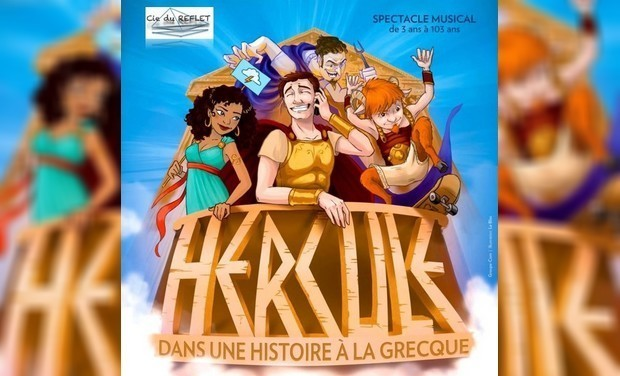 Visueel van project HERCULE LE MUSICAL