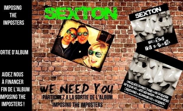 Visuel du projet Imposing the Imposters - sortie d'album