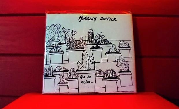 Visuel du projet HAARLEM SUFFOLK - 1er EP (extended play)