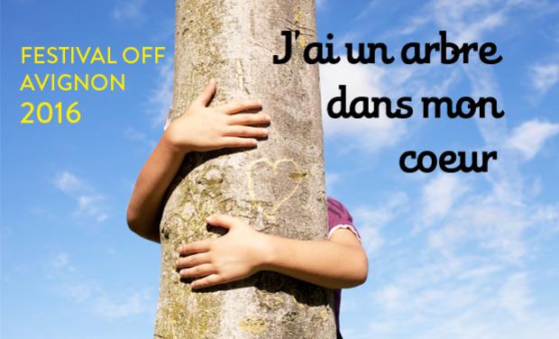 Visueel van project J'ai un arbre dans mon coeur
