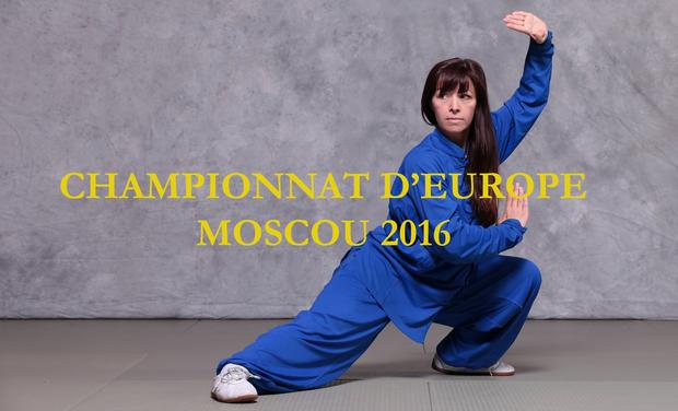 Visuel du projet Championnat d'Europe Tai Chi à Moscou