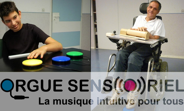 Visueel van project L'orgue sensoriel