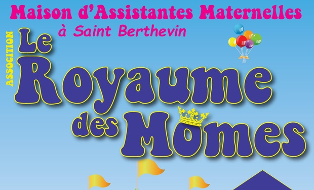 Project visual MAM- Le Royaume des Mômes