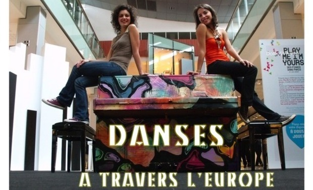 Visueel van project Danses à travers l'Europe