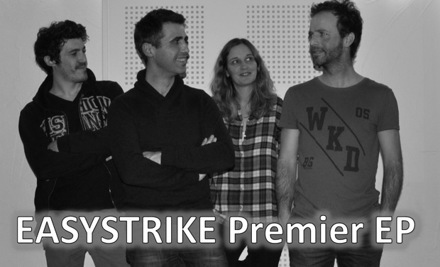 Visuel du projet EASYSTRIKE - 1er EP