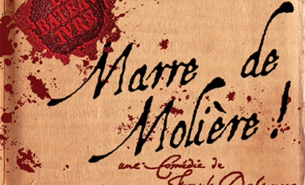 """Visuel du projet """"MARRE DE MOLIERE !"""" EN AVIGNON"""