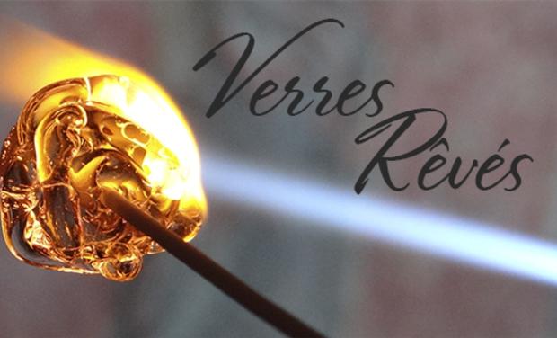 Visuel du projet Verres Rêvés - Créatrice Bijoux en Verre Filé