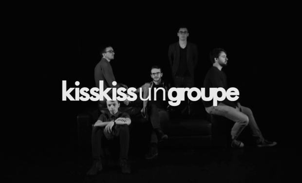 Visuel du projet KissKissUnGroupe - Prochain disque de Vendôme