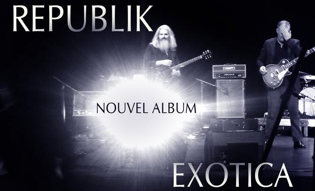 Visuel du projet Deuxième album de Republik