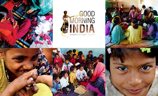 Visuel du projet Good Morning India