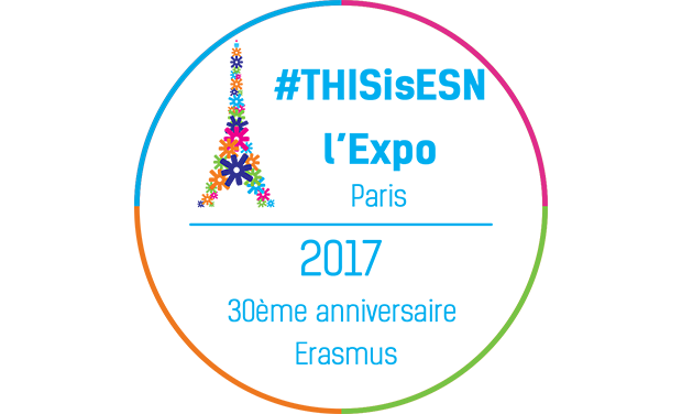 Project visual #THISisESN l'Expo