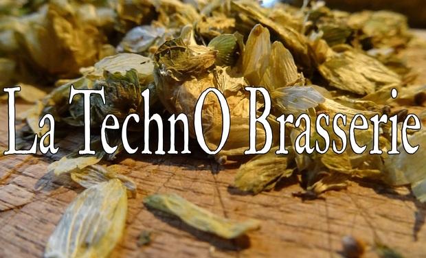 Visueel van project TechnO Brasserie