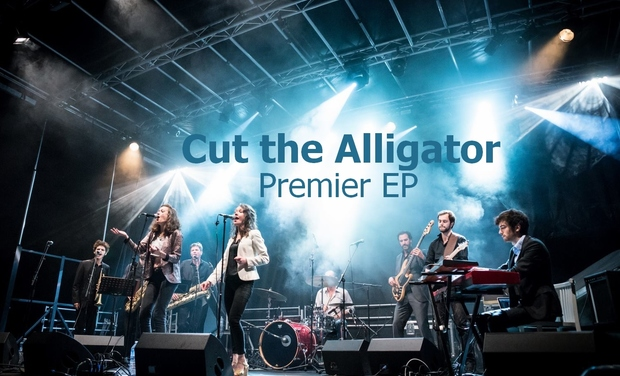 Visuel du projet Cut the Alligator - Premier EP