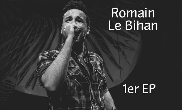 Visuel du projet Romain Le Bihan - 1er EP