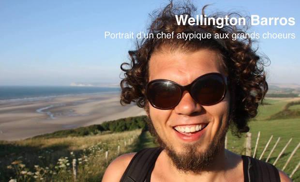 Visuel du projet Wellington Barros - Portrait d'un chef atypique aux grands choeurs