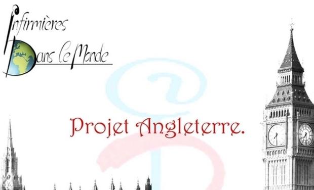 Visueel van project Projet Angleterre