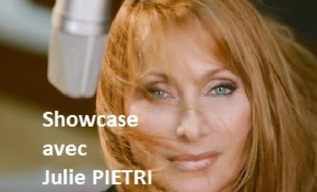 Visuel du projet Showcase de Julie PIETRI et soirée années 80