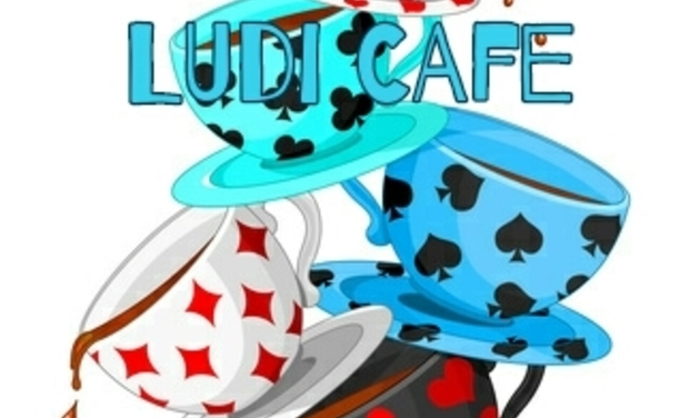 Visuel du projet Ludi café : salon de thé, espace créatif, jeux et détente