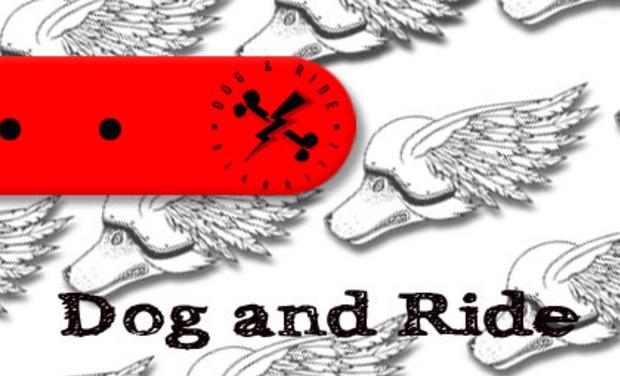 Visueel van project DOG and RIDE la MARQUE BASQUE du chien Rider !