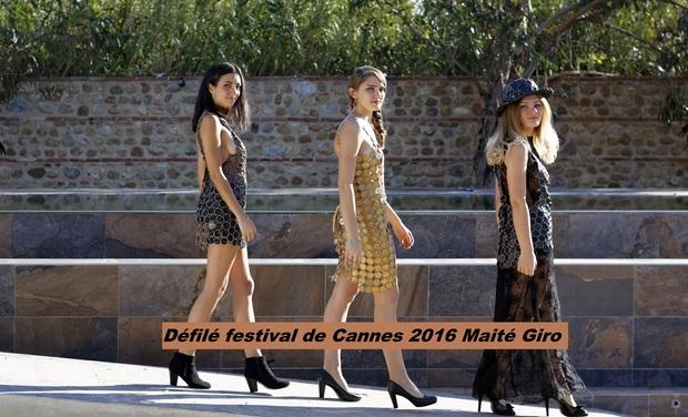 Visuel du projet Défilé pour le festival de Cannes.