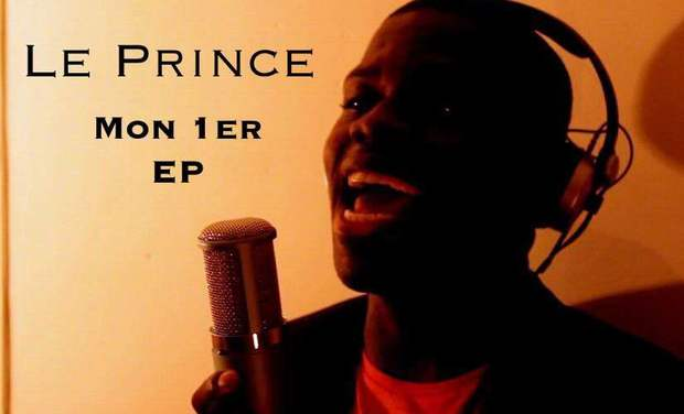 Project visual Le Prince - Mon 1er EP