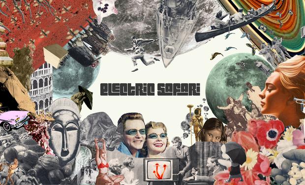 Visuel du projet Electric Safari - 1er Album