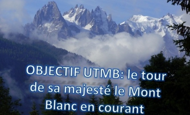 Project visual ULTRA TRAIL DU MONT BLANC