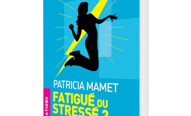 Project visual Fatigué ou Stressé : moi... plus jamais !