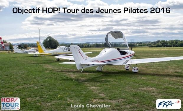 Visuel du projet Objectif HOP! Tour des Jeunes Pilotes 2016