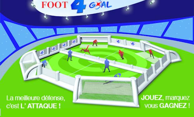 Visuel du projet FOOT4GOAL