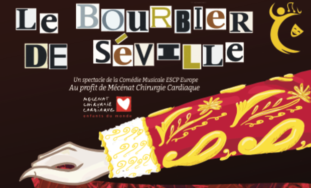 Project visual L'ESCP Europe présente Le Bourbier de Séville