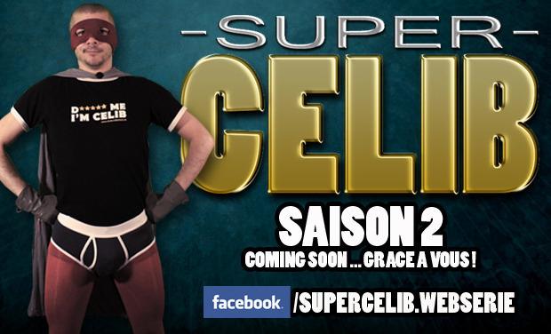 Visueel van project SUPER CELIB - Saison 2