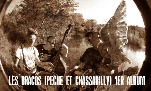 Visuel du projet Les Bracos (Pêche et Chassabilly) 1er Album