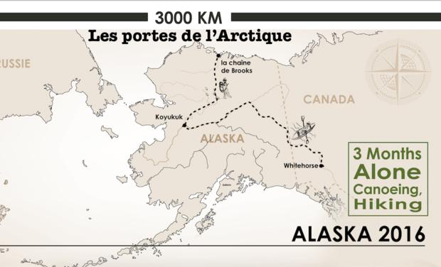 Visuel du projet Les Portes de l'Arctique