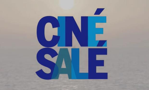 Visuel du projet Ciné Salé, festival international du film de mer et de marins • Le Havre