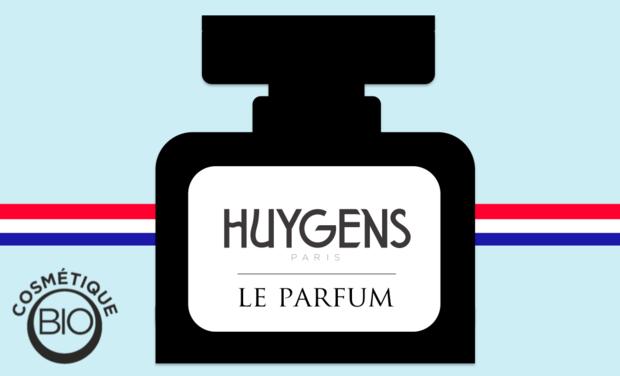 Visuel du projet Le premier parfum Huygens