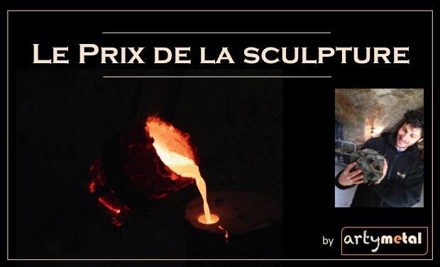 Visueel van project Le Prix Artymetal de la Sculpture