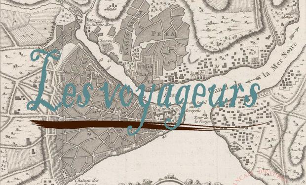 Visuel du projet Les voyageurs
