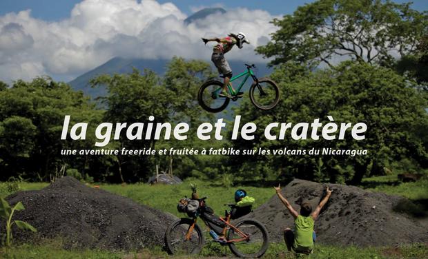 Visuel du projet La Graine Et Le Cratère