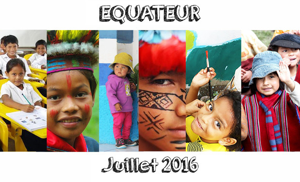Project visual Projet scouts - Equateur 2016