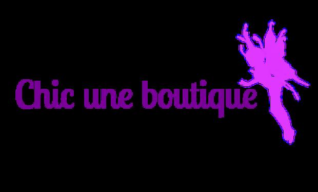 Project visual Chic une boutique