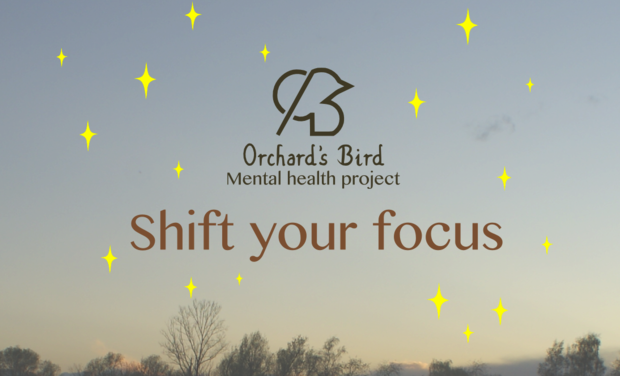 Visuel du projet Shift your focus
