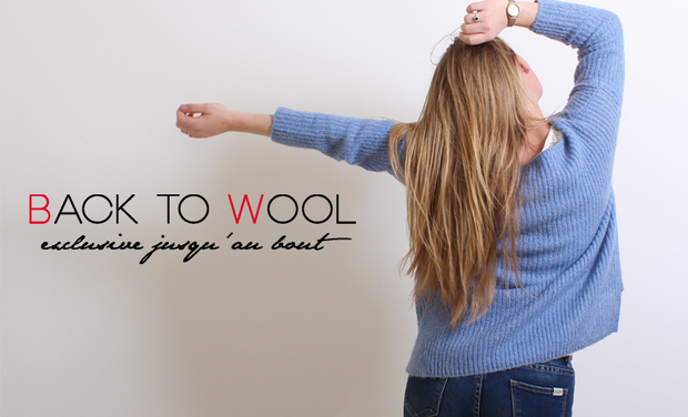 Visuel du projet Back to wool
